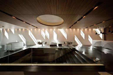WYNE Sales Office by Supermachine