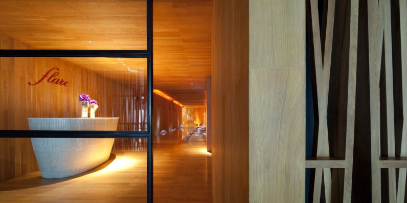 Hilton Pattaya, Flare, by DEPARTMENT OF ARCHITECTURE