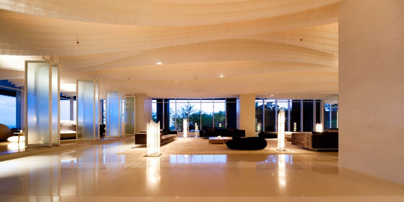 Hilton Pattaya, Sky Lobby, by DEPARTMENT OF ARCHITECTURE