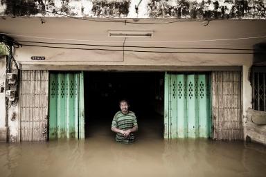 Water World : Thailand Flood 2011