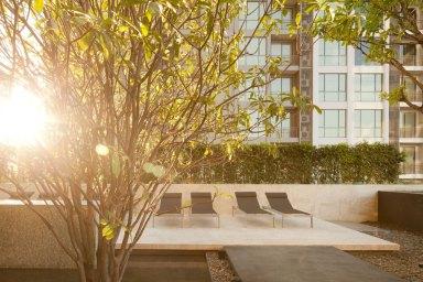 Quattro by Sansiri. Landscape design by TROP.