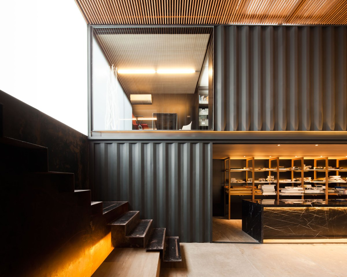 Boon Design Office Wison Tungthunya Amp W Workspace