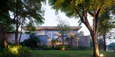 Residence S by Department Of ARCHITECTURE