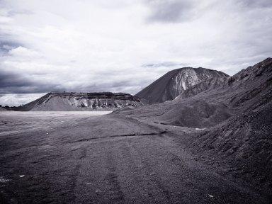 Mine Land in Ratchburi, Thailand