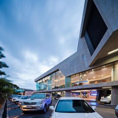 Honda Big Wing by VaSLab & Whitespace
