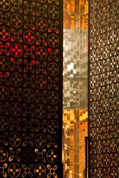 King Dynasty Restaurant, Xian, by Shenzhen Hope Box