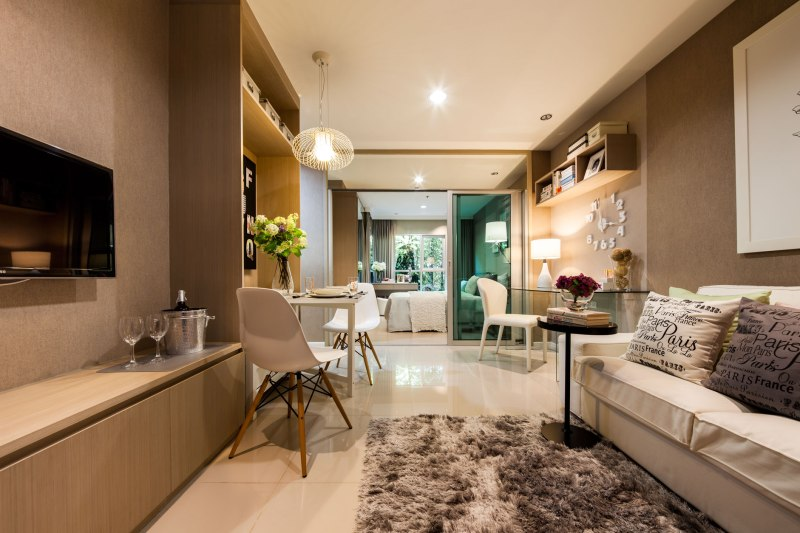 Aspire Sukhumvit 48 by AP