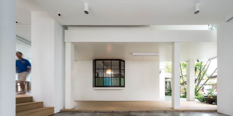 Residence SK33 by DBALP