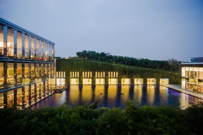The Oberoi Gurgaon, designed by P Landscape