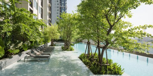 Blocs 77 by Dhevanand and Shma for Sansiri
