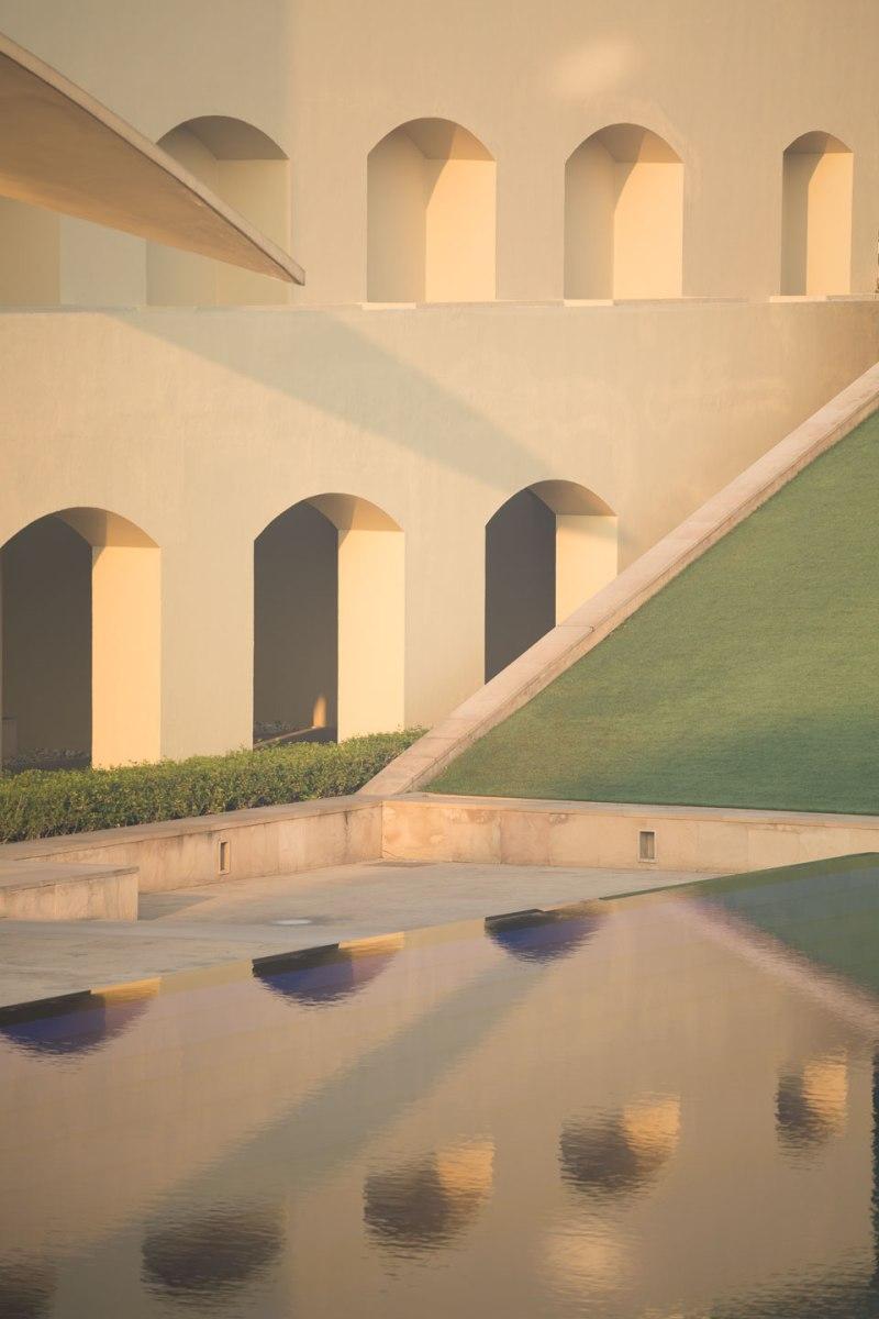 Trident Gurgaon Hotel landscape design by P Landscape