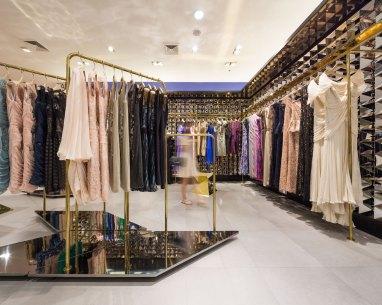 Central Chidlom Evening Dress Corner designed by Openair