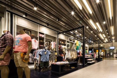 DeFry shop designed by Openair