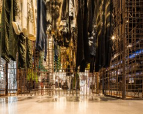 Just Cavalli Shop designed by Openair