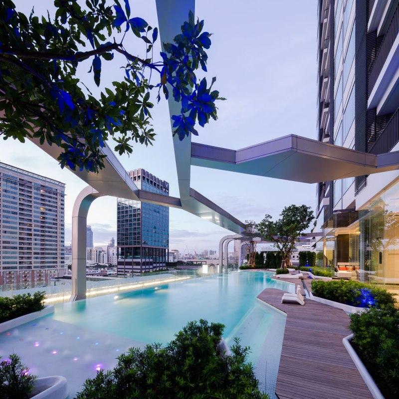 PYNE Condominium by Sansiri