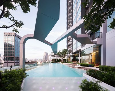 PYNE Condominium by Sansiri