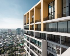 The Issara Ladprao Condominium by DBALP