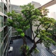 Via Botani landscape design by Open Box