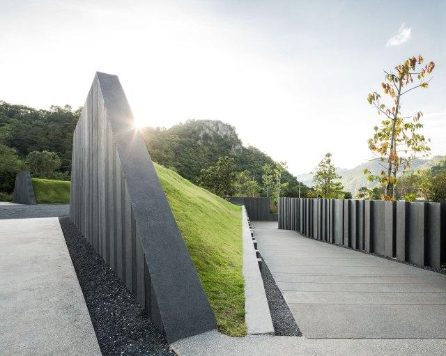 23 Estate & The Valley, Kaho Tai, landscape design by Shma for Sansiri