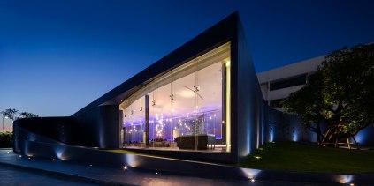 NYX Sale office architecture & landscape design by TROP for Sansiri