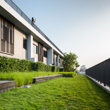 ONYX by Sansiri. Landscape design by Shma