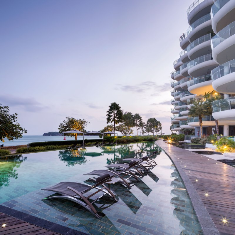 Seascape @Sentosa Landscape Design by TROP