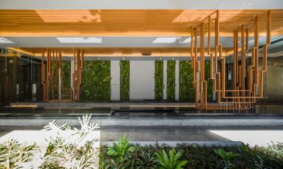HYDE Condominium Landscape Design by Shma