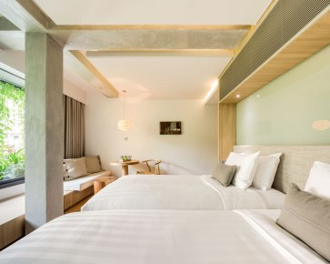 Ad Lib Hotel Interior Design by August Design