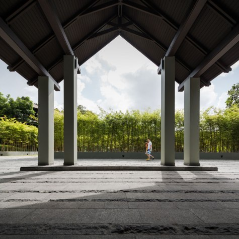 Pullman Hotel Phuket Landscape Design by P Landscape