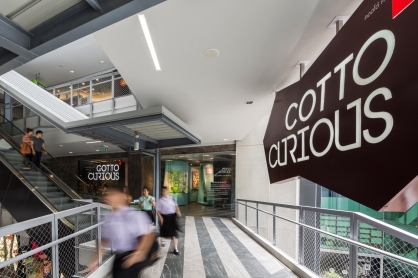 Cotto Curious by Supermachine Studio