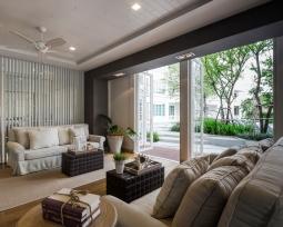 Summer Condominium in Huahin by Sansiri, design by Dhevanand.