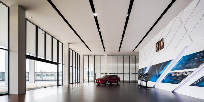 Mazda Factory by Thai Kajima
