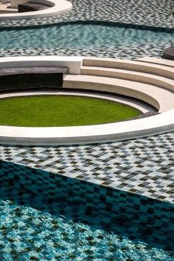 Elio Delray. Landscape design by Red Landscape. Architectural design by Atom Design.