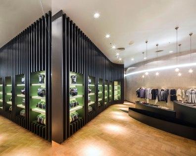 Fred Perry Store @Emquartier by BuckleyGrayYeoman