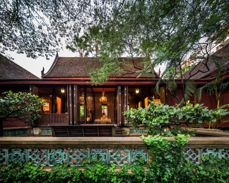 Jim Thompson Museum Complex