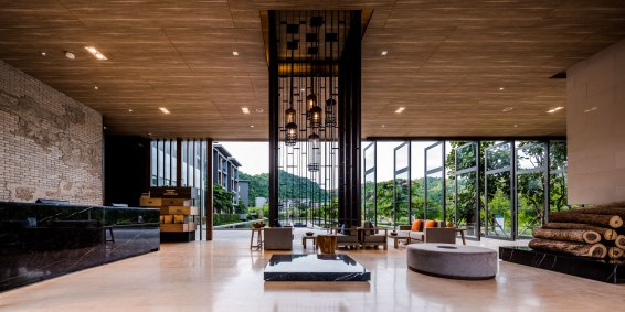 The Escape Hotel, Khao Yai. Landscape design by Shma. For Sansiri.