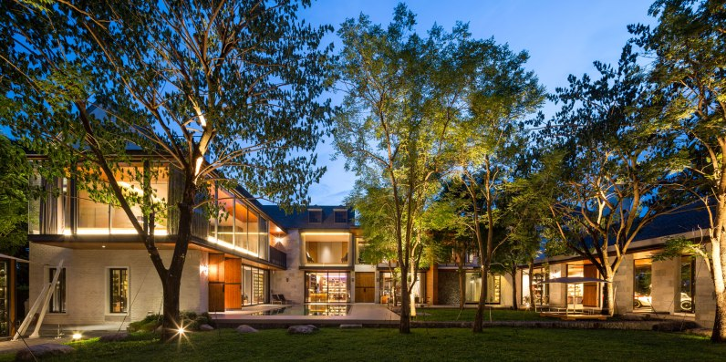 Cottage Reinvention by Brownhouses