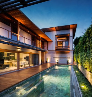 Residence R44. Interior Architect » Padee Studio. Architect » CHAT Architects.