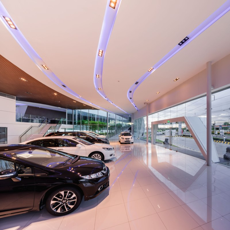 Honda Nakhonchaisri by Office AT