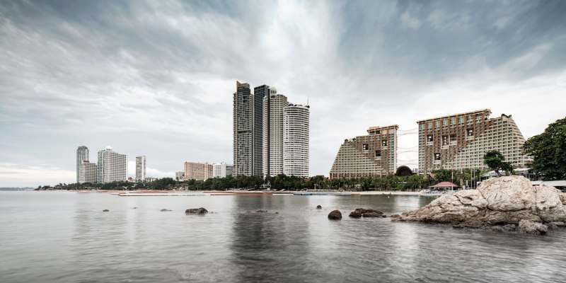 Zire Pattaya • Landscape Architect » Shma • Architect » SODA Thailand