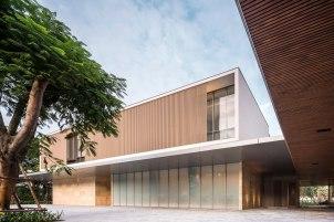M Project Bangkok by Kajima Design Asia (Thai Kajima)