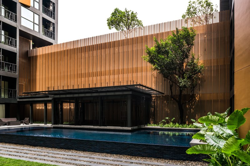 The Base Height Phuket by Sansiri. Architect & Landscape Architect » Open Box Architects • Interior Designer » That's ITH