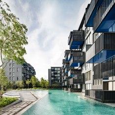 The Deck Phuket by Sansiri. Architect » Somdoon Architects (SdA) • Landscape Architect » Shma
