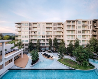 Autumn Huahin by Sansiri. Landscape Architect » Sanitas Studio