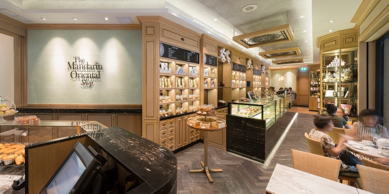 Mandarin Oriental Shops By Chapman Taylor Wison Tungthunya W