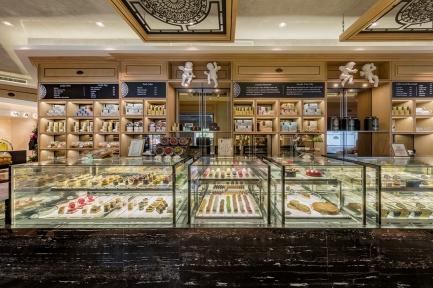 Mandarin Oriental Shop @Central Chidlom by Chapman Taylor