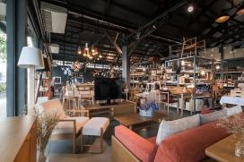 anyroom showroom by DBALP @ The Jam Factory