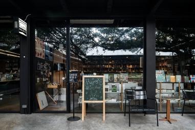 Candide Book Shop by DBALP @ The Jam Factory