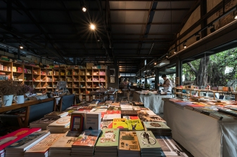 Candide Book Shop by DBALP @ The Jam Factory