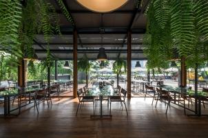 The Summer House restaurant by DBALP @ The Jam Factory